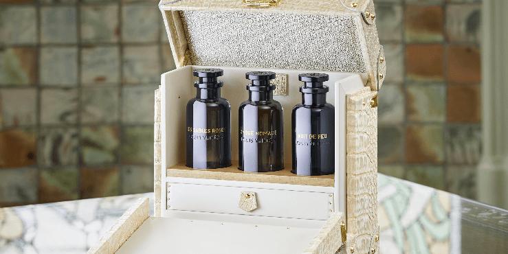 Запах вечности: Louis Vuitton представил новый аромат Nuit de Feu