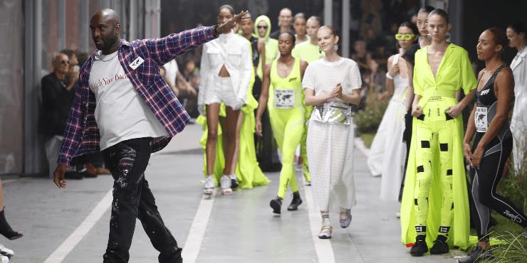 Вирджил Абло инвестирует миллион долларов для поддержки темнокожих студентов в индустрии моды