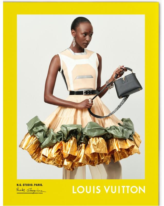 Креативный директор Louis Vuitton сам снял осеннюю компанию для бренда