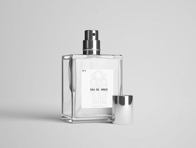 парфюм с ароматом космоса