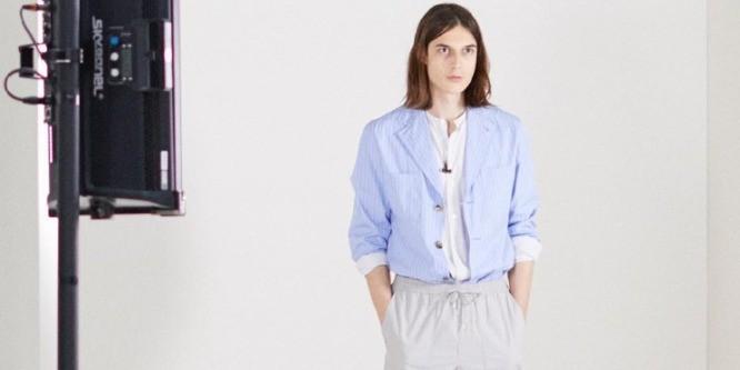 Как выглядит мужская коллекция Hermès весна-лето'21
