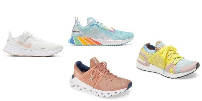 Стильные тренировки: лучшие кроссовки для бега