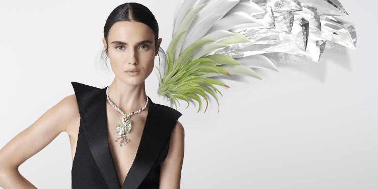 Cartier представляет новую коллекцию высокого ювелирного искусства Sur Naturel