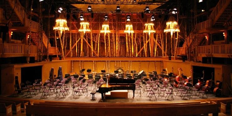 Во Франции запустился фестиваль «Музыкальные встречи в Эвиане»