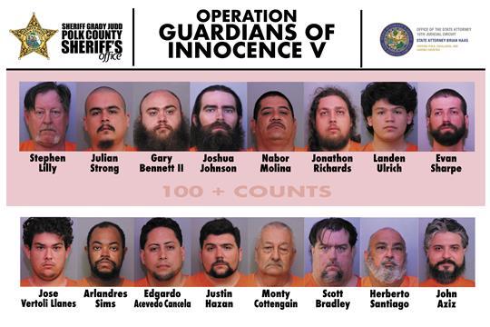 арест за хранение детской порнографии