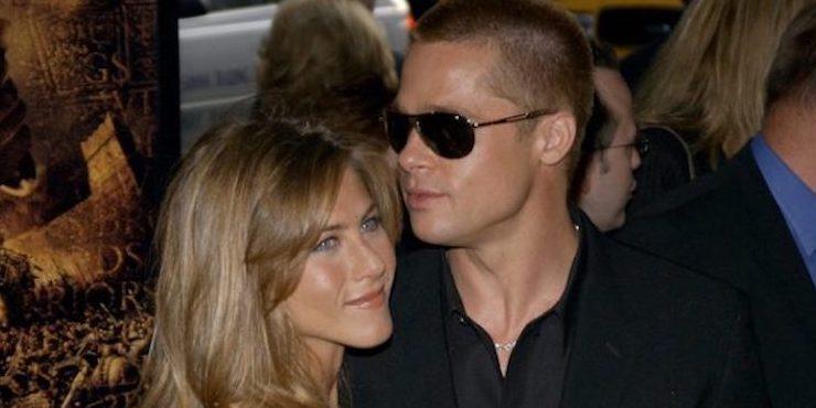 Брэд Питт и Дженнифер Энистон воссоединятся на экране спустя 15 лет после расставания