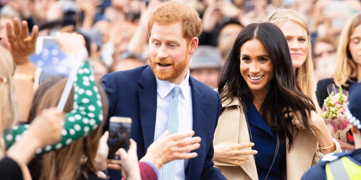 Из королевской семьи в Голливуд: Принц Гарри и Меган Маркл снимут сериал
