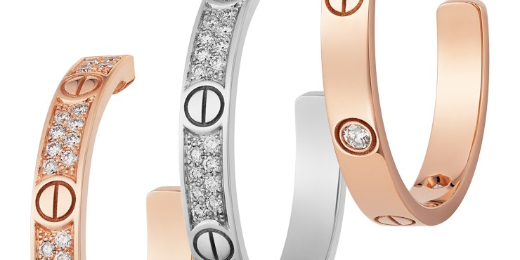 Must-have сезона: новые версии серег Cartier Love