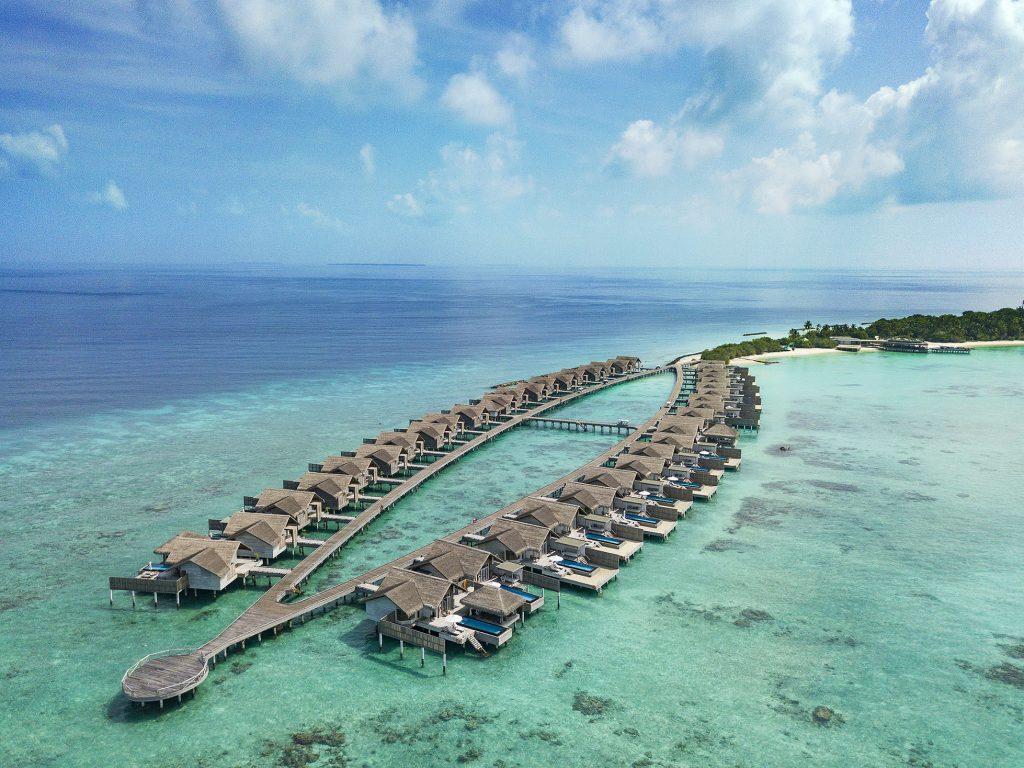 Fairmont Maldives Sirru Fen Fushi Мальдивы