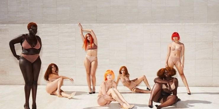 Версия 2.0: Ким Кардашьян анонсировала запуск новой коллекции нижнего белья