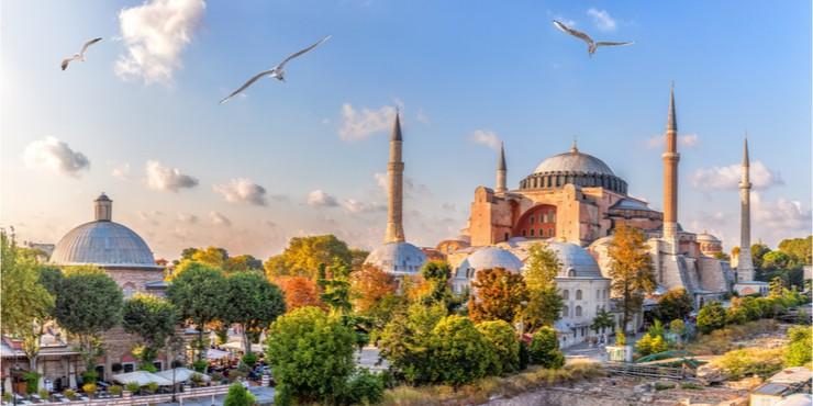 Полеты между Казахстаном и Турцией возобновятся с 1 сентября