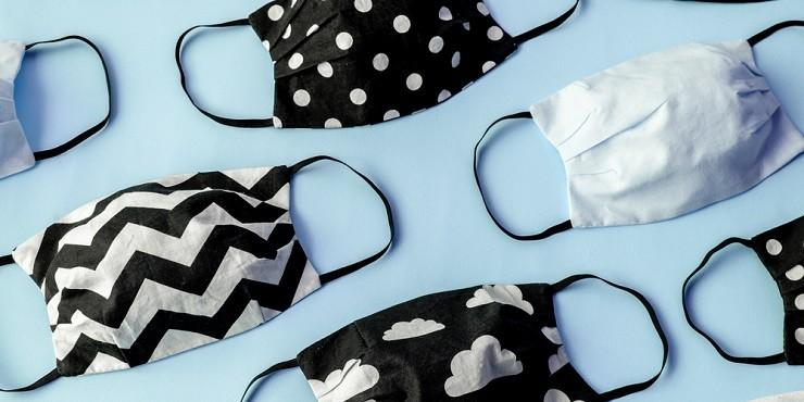 Могут ли штрафовать за ношение многоразовых масок?