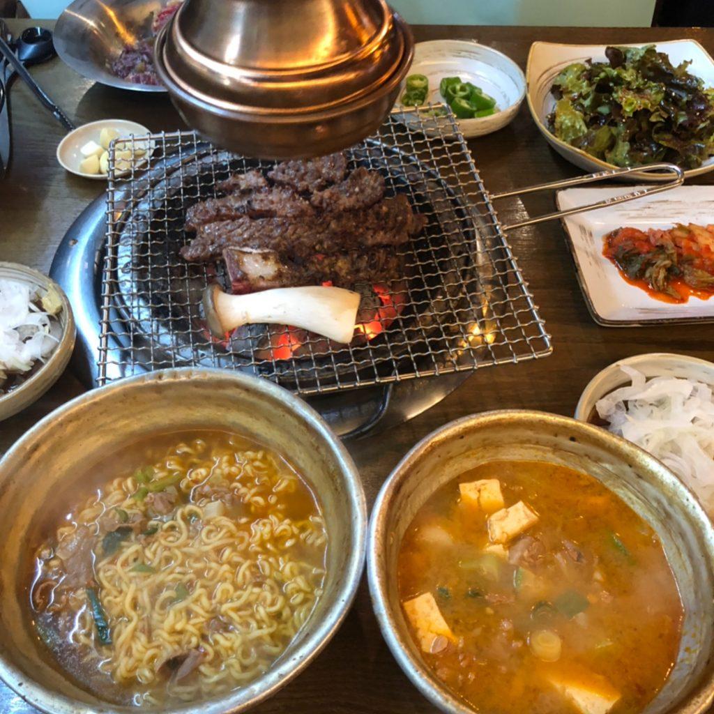 Рестораны Сеула