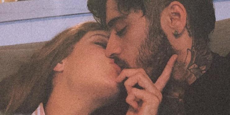 Джиджи Хадид и Зейн Малик впервые стали родителями