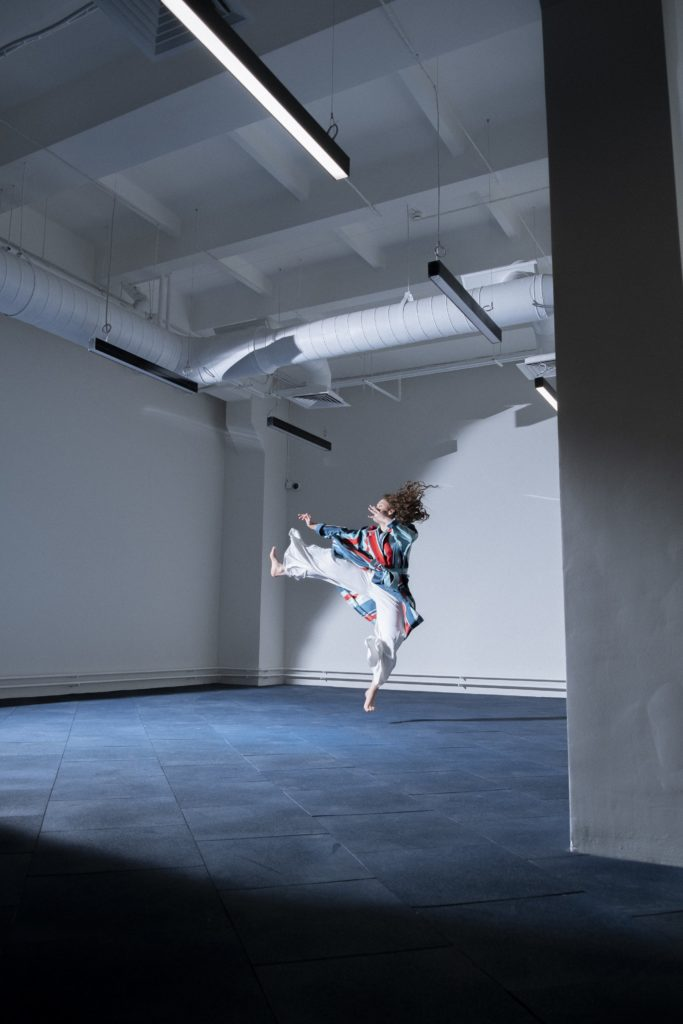 Сотворить чудо: Бронзовая чемпионка Олимпийских игр Софья Берульцева в каверстори нового номера