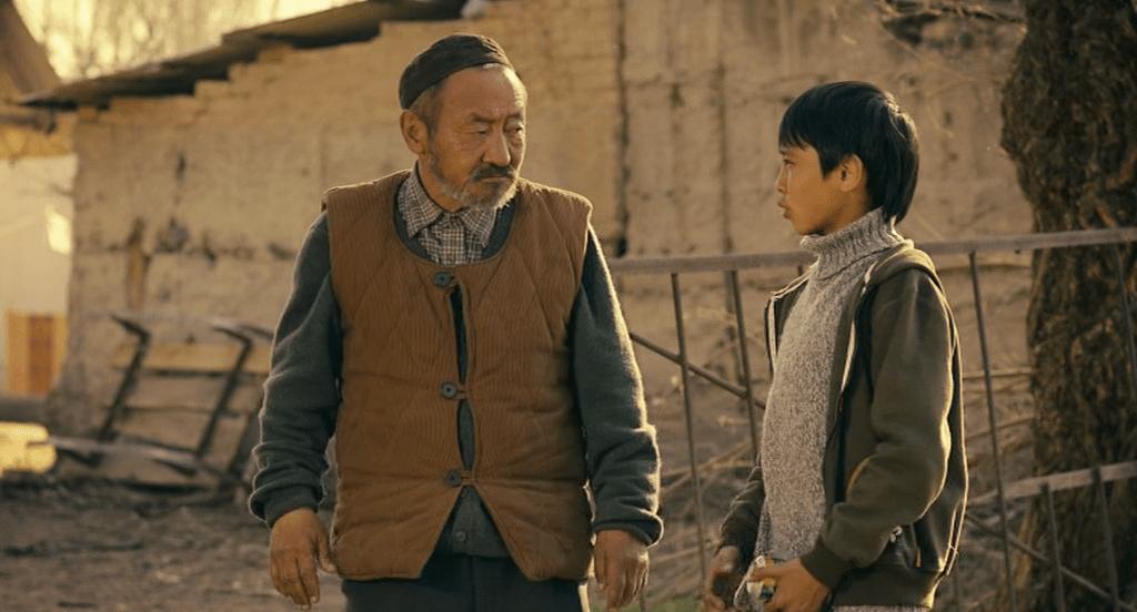 Шал казахстанский  фильм