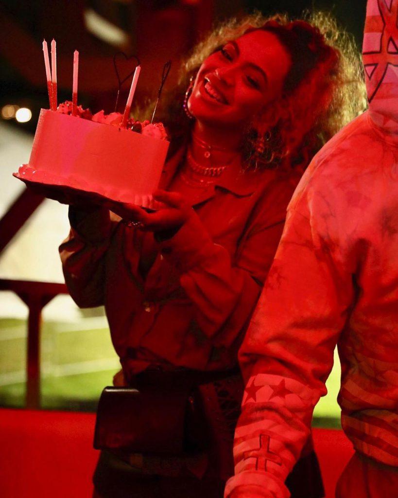 Как Бейонсе отметила день рождения в Хорватии