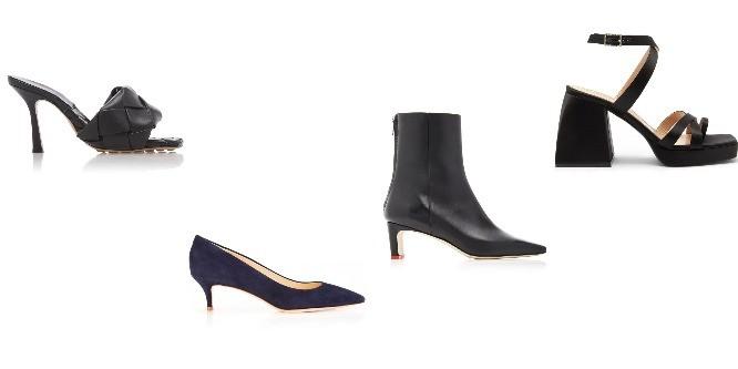 10 пар самой удобной обуви на каблуке