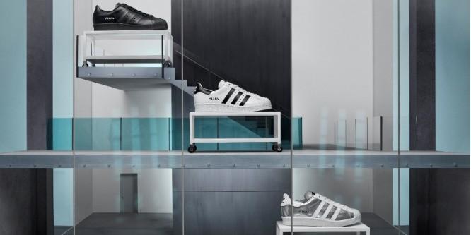 Prada for adidas: бренды представили новые кроссовки в рамках коллаборации
