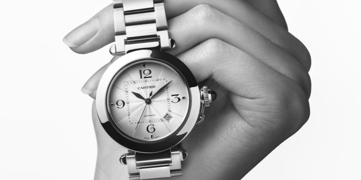 Cartier выпустил новую версию культовых часов Pasha de Cartier