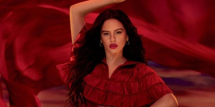 Певица Розалия стала новым амбассадором M.A.C cosmetics