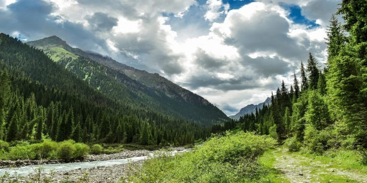 В гостях хорошо, а дома лучше: самые красивые места Казахстана