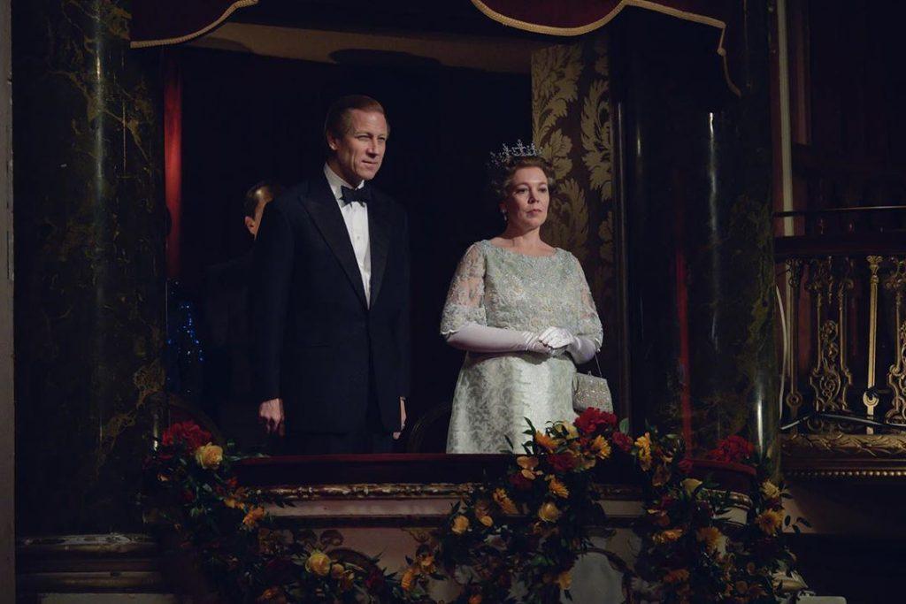 «Корона»: первые снимки Эммы Коррин в образе принцессы Дианы