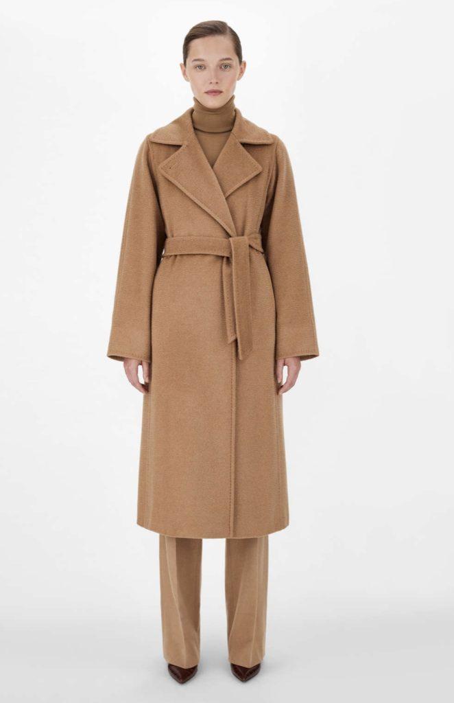 Бежевое пальто: модели, которые стоит купить сейчас и носить вечно
