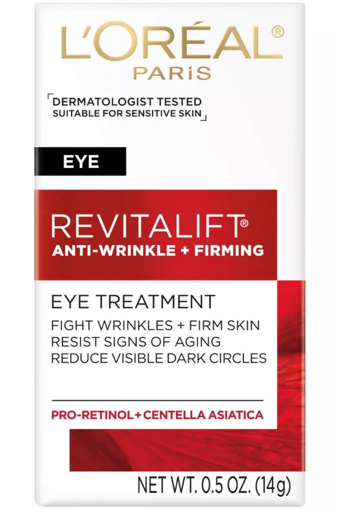 Лучшие кремы для кожи вокруг глаз с ретинолом