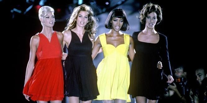 «Супермодели»: ждем документальный сериал о моделях 90-х