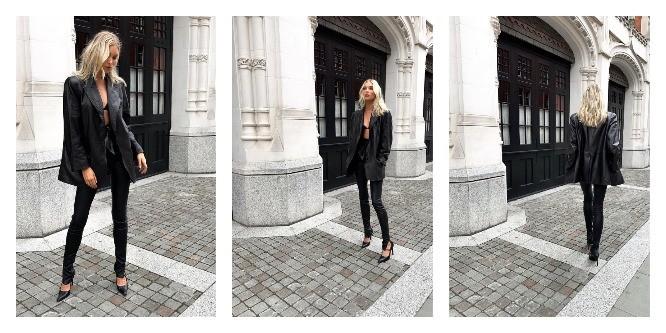 Кожаные брюки: 10 лучших пар для осенней погоды