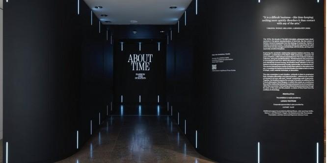 About Time: Fashion and Duration — выставка, посвященная моде и времени