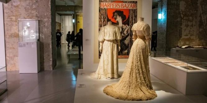 Выставка Harper's BAZAAR Exhibit