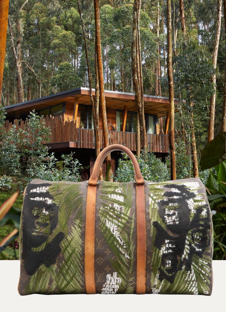 Коллаборация года: One&Only х Jay Ahr выпустили сумки Louis Vuitton