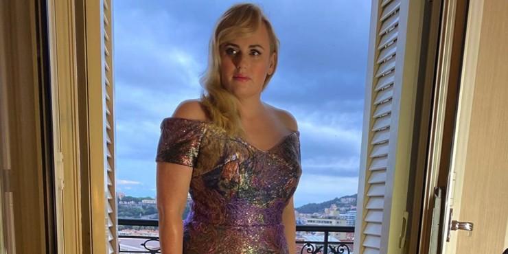 Пора менять размерчик: Ребел Уилсон похудела на 20 кг