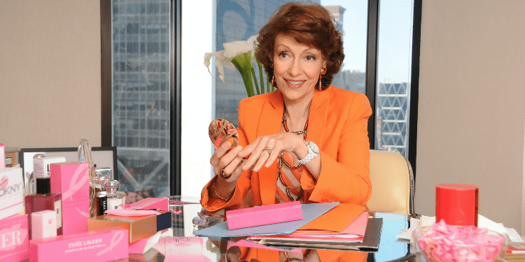 Estée Lauder Companies запускает ежегодную кампанию по борьбе с раком груди