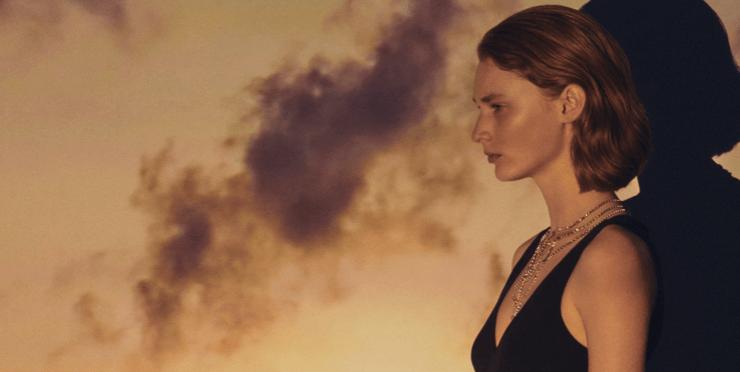 Язык тела: Hermès представил коллекцию высокого ювелирного искусства Lignes sensibles