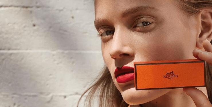Hermès представил набор помад «Фортепиано 24 цвета»