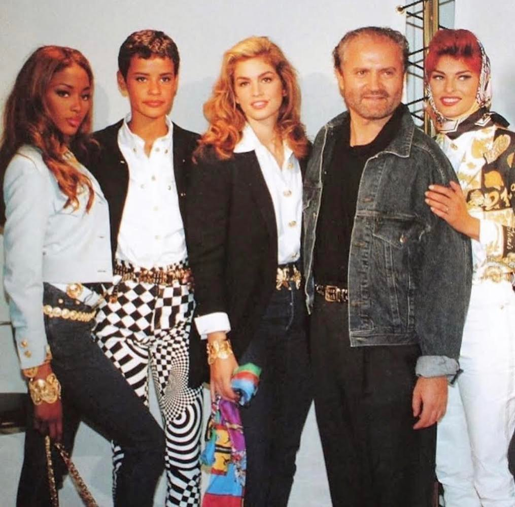 Супермодели 90-х