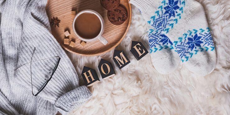 6 способов сделать ваш дом более уютным в холодное время года