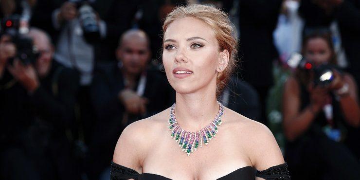 Снова под венец: Скарлетт Йоханссон вышла замуж в третий раз