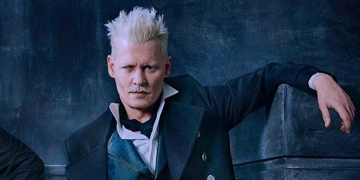 Джонни Депп принудительно отказался от роли в «Фантастических тварях»