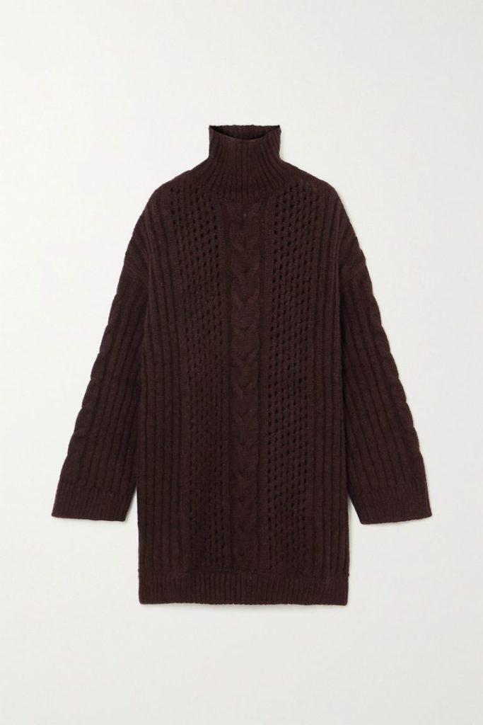зимние свитеры