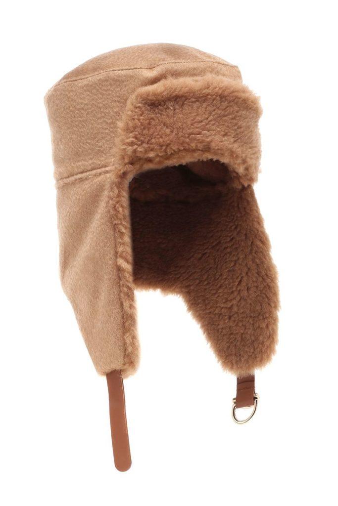 Стильные головные уборы для самых холодных дней