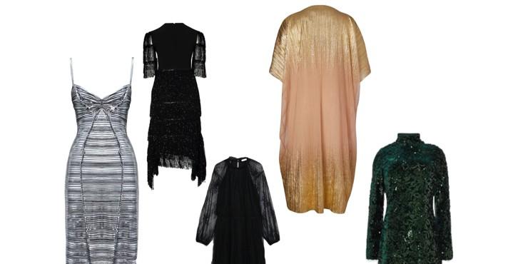 Holiday season: лучшие новогодние платья плюс-сайз