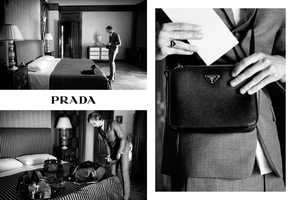 Кэндис Карти-Уильямс написала рассказ для нового кампейна Prada