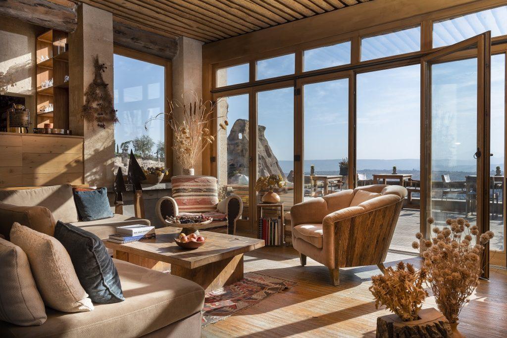 Другой мир: отдыхаем в отеле Argos in Cappadocia