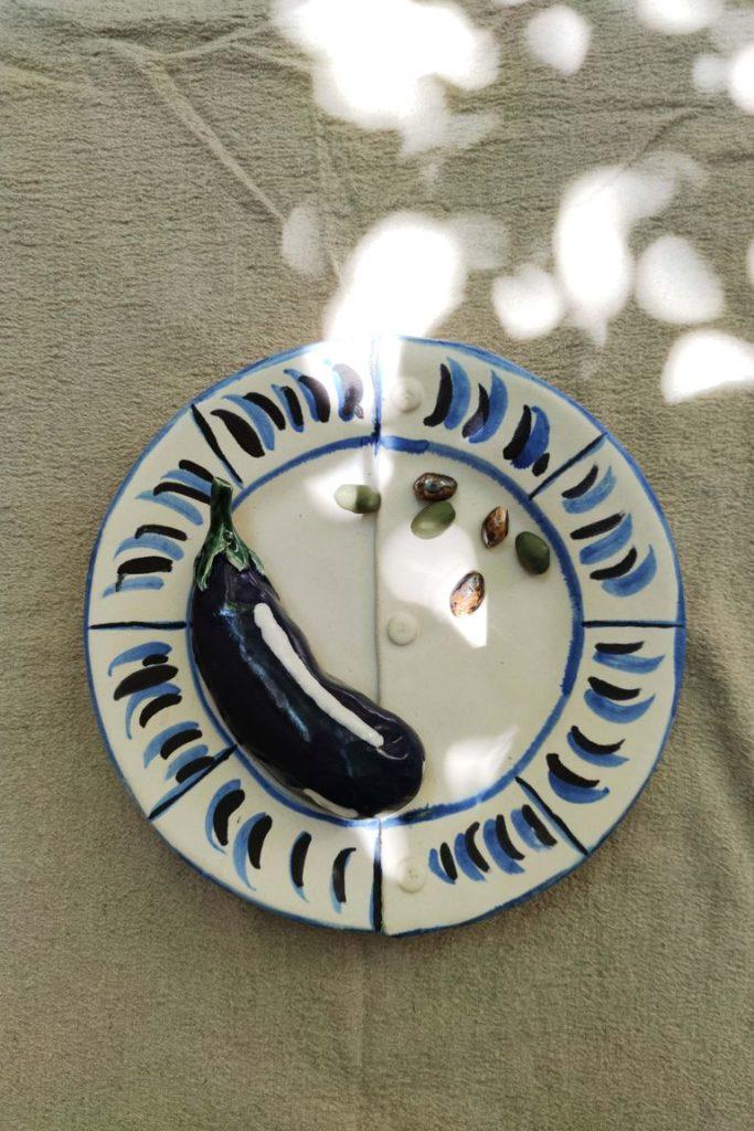 Мечта блогера: декоративные тарелки, вдохновленные Jacquemus