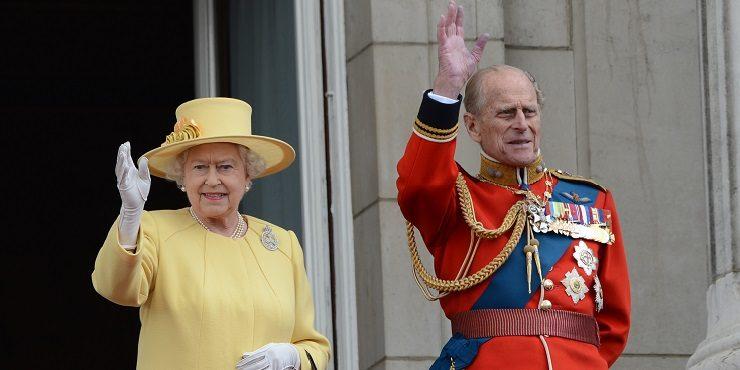 Немыслимая цифра! Королева Елизавета и принц Филипп отмечают годовщину свадьбы
