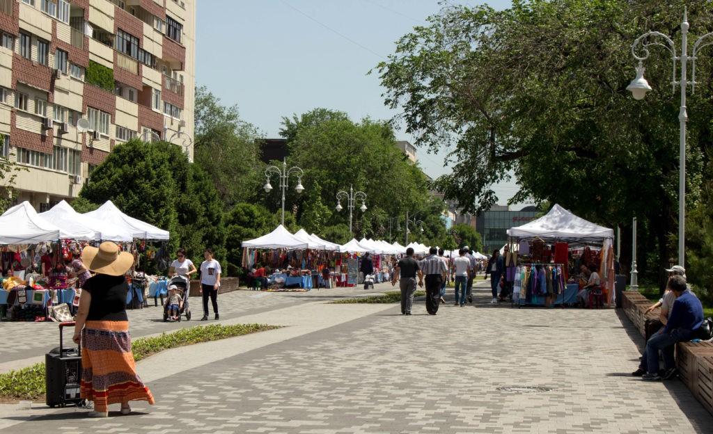 Второй случай незаконной вырубки деревьев зафиксировали в Алматы